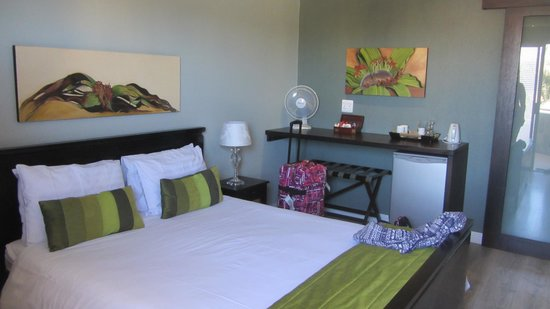 Sea Breeze Guesthouse : kamer