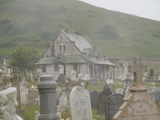 St. Tudno's Church : Church