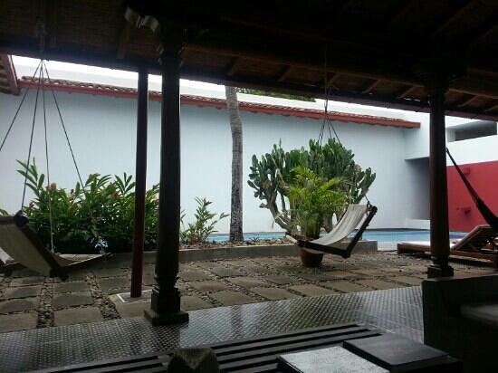 Los Patios Hotel : the pool