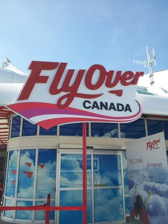 FlyOver Canada - Awesome experience!