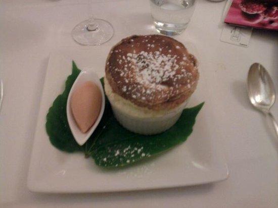 Hostellerie Bressane: Dessert