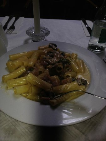 The Barley Field : Delicious dinner