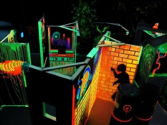 Laserdash: Have your birthday party here!