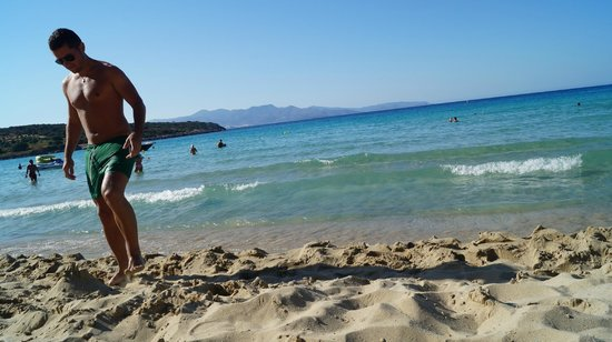 Istro Beach: best beach in Crete