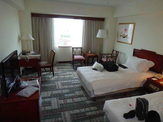 Howard Plaza Hotel Kaohsiung: Room