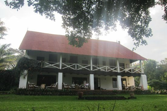 Ngare Sero Mountain Lodge: old farm house