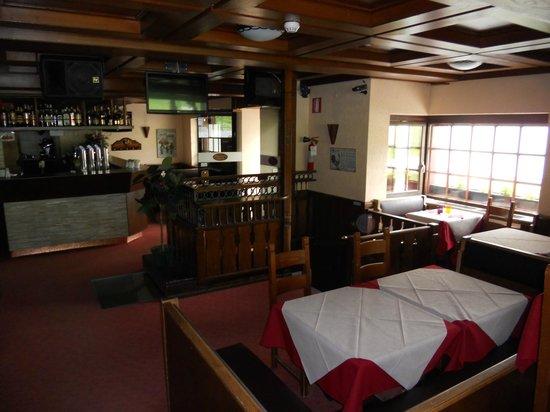 Hotel Galli's: Sala ristorante
