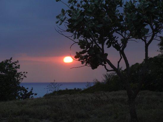 Irie Rest Guest House : Der Sonnenuntergang