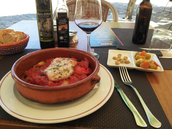 Can Olesa: Tumbet for lunch