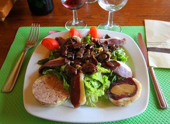 La table du chaffour saint genies restaurant avis for La table du 9
