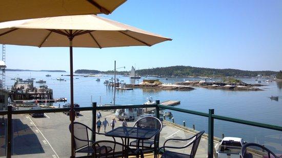 Fisherman's Friend: Best Restaurant View in Town!  Hands Down.