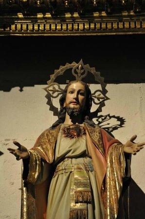 Concatedral de San Nicolás de Bari: Statue