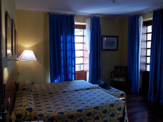 Hotel Rural Vado del Duratón: habitación