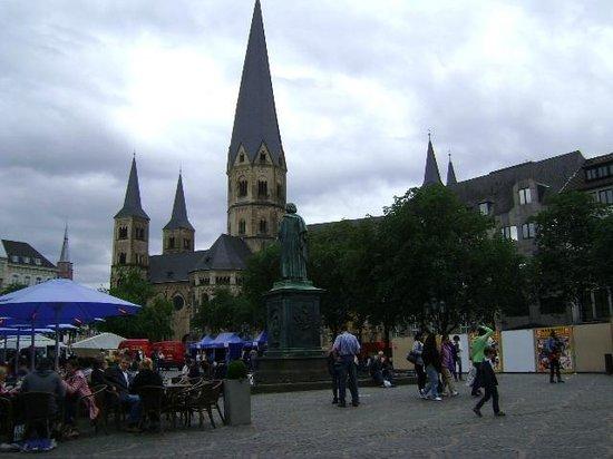Marktplatz, Bonn, Alemania.