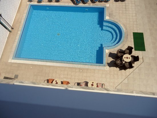 Majestic Hotel : Pool