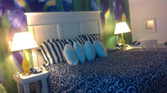 Hotel Indigo Houston at the Galleria: Bedroom
