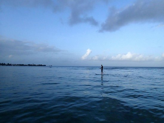 Stand Up Paddle Tobago: Day three