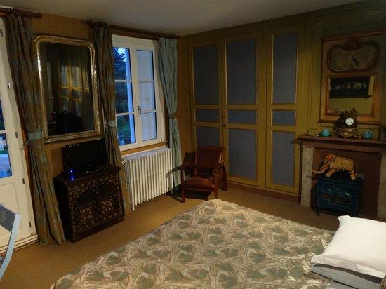 Villa Mon Repos : Bedroom