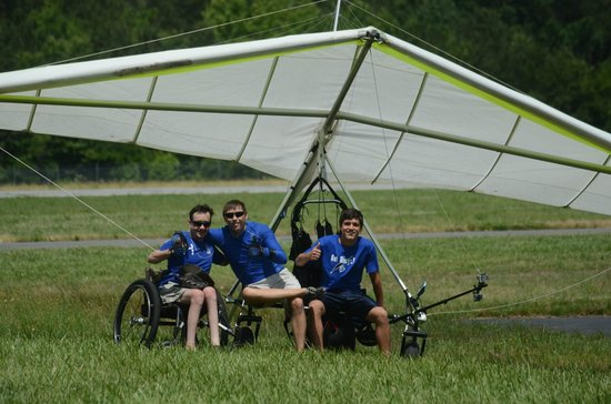 Virginia Hang Gliding: Fly high, get thrilled