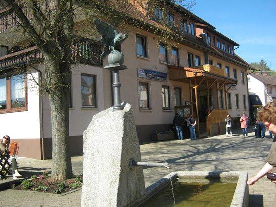 Hotel-Gasthof Kranz: hotel outside