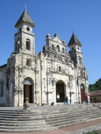 Guadalupe Church: Front of church