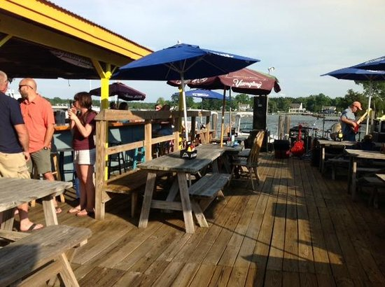Schooners On The Creek: Tables