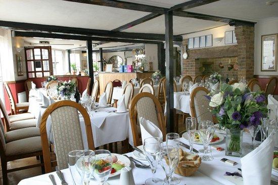 Ewell, UK: Il Laghetto restaurant