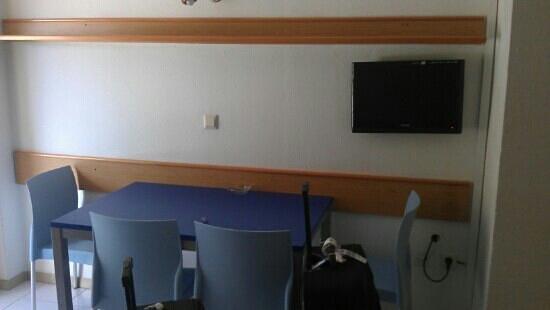 Inter2Salou: room