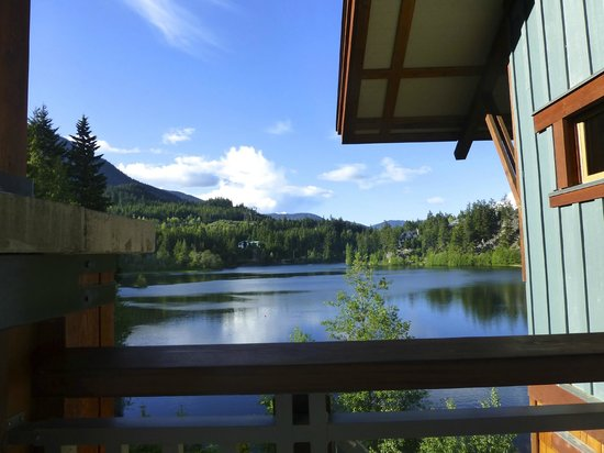 Nita Lake Lodge: Room with a view