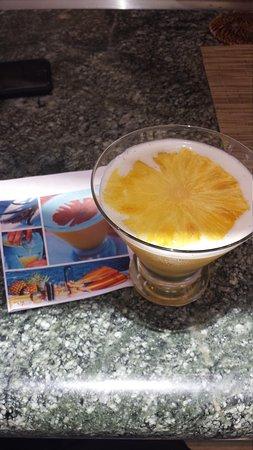 Kailani: award winning cocktail Lanai
