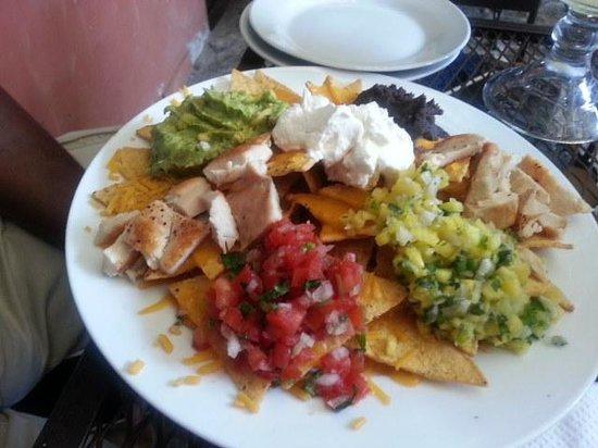 La Peña de Sol Latino: Nachos