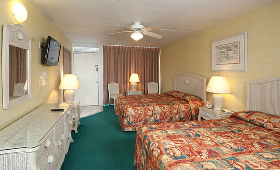 Imperial 500 Motel: 2 Bed Motel room