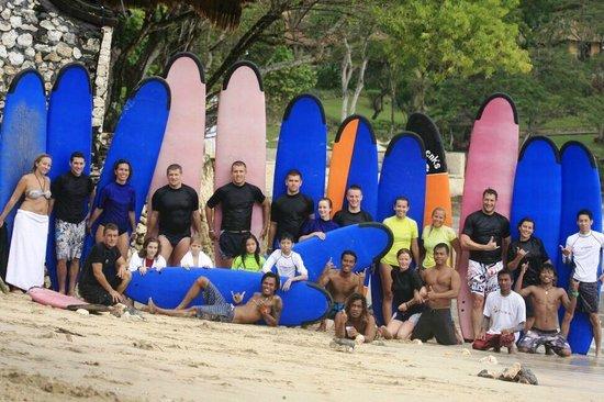 UP2U Surf School Bali: Surf Trip to Jimbaran Bali