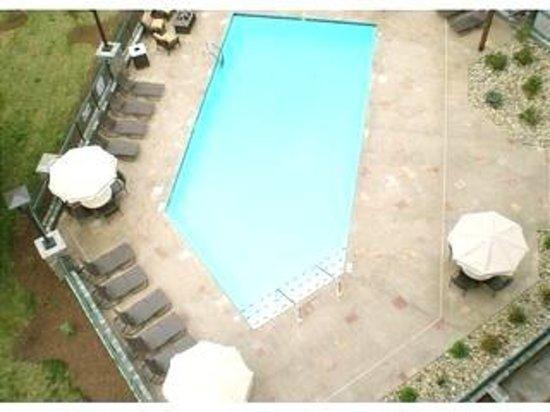 Smoky Pines Motel: Bigger Pool