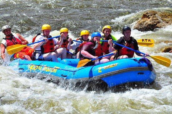 Rapid Transit Rafting: Fun #2