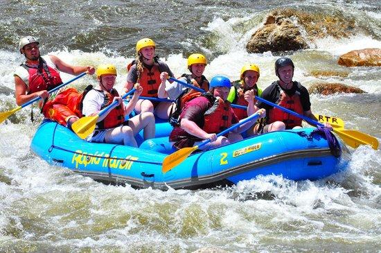 Rapid Transit Rafting: Fun #3
