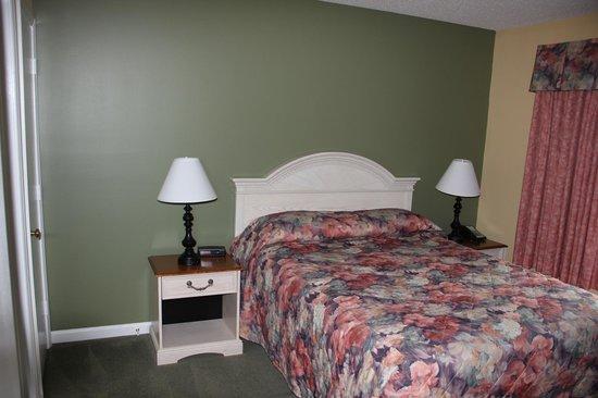 Massanutten Resort: Bedroom