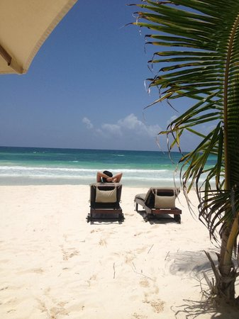 Azucar Hotel: la mejor playa de tulum