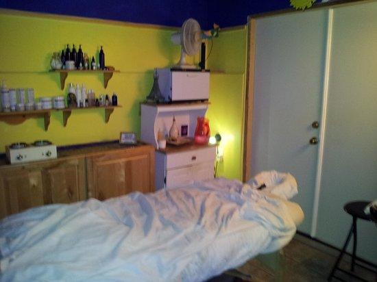 La Provence Spa: Massage room