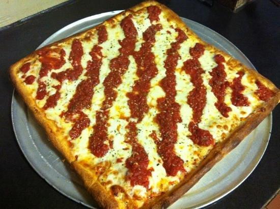 Ruffino's Ristorante Italiano & Pizzeria: Sicilian Pizza