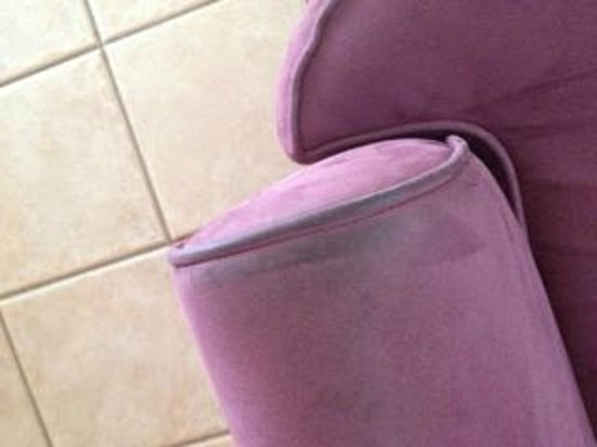 Los Abrigados Resort and Spa : More soiled upholstery