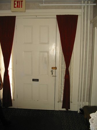 Front Door Picture Of Lizzie Borden House Fall River Tripadvisor
