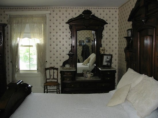 Mirror Inside The House At The Front Door Picture Of Lizzie Borden