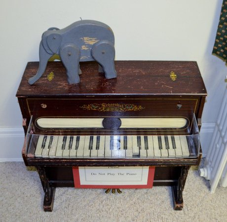 South Wood County Historical Museum : Toys from local people