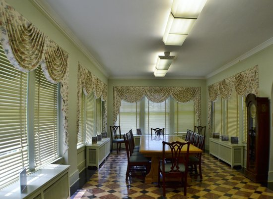 South Wood County Historical Museum : Interior of the Museum building