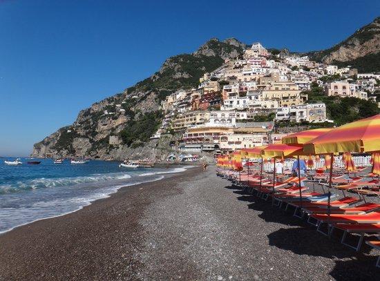 Hotel Buca di Bacco: Spiaggia Grande