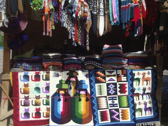 Patacancha  Valley: Tiendas