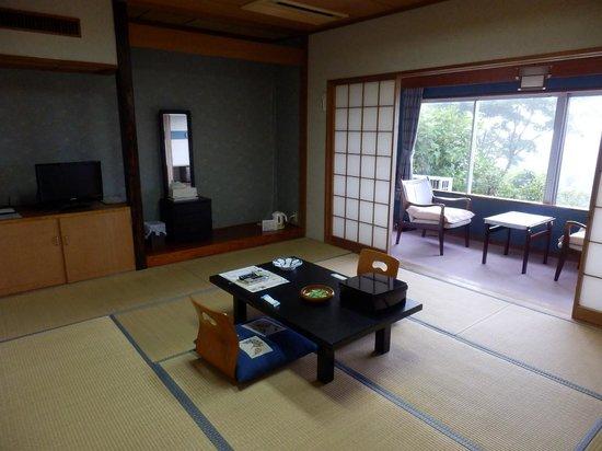 Oshima Onsen Hotel: 客室