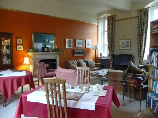 Orchard House B&B: Dining area