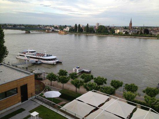 Ameron Hotel Köenigshof Bonn : vista desde la habitacion
